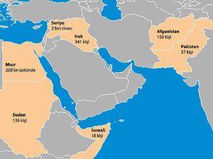 İslam dünyası ramazanda kan gölü
