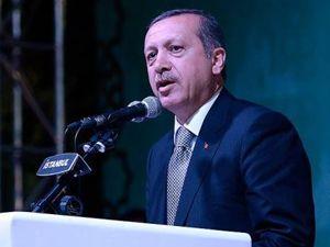 Erdoğan namazı Sultanahmette kıldı
