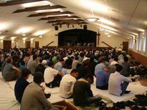 Washingtonlu Müslümanlar camilere sığmadı