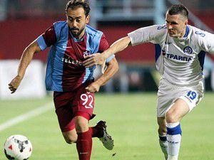 Trabzonspor tur atladı
