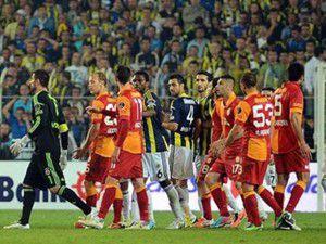 Galatasaray-Fenerbahçe maçı ilk 11leri