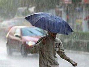 Sıcaklık yağışla birlikte düşecek