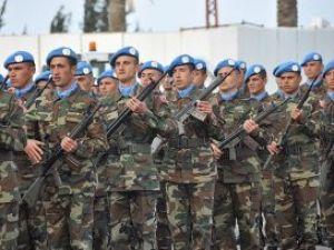 Lübnandaki Türk askerlerinin sayısı azaltılıyor