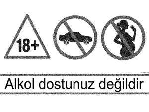 Alkollü içki ambalajlarında işaretli uyarı dönemi