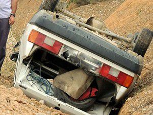 Bayramda trafik kazalarının bilançosu: 64 ölü
