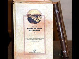 Büyükşehir, Konya Sâl-namelerini okuyucuya açtı.