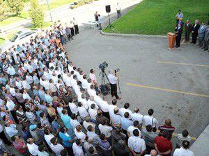 Konyadaki Birlik ve Beraberlik Türkiyeye Örnek