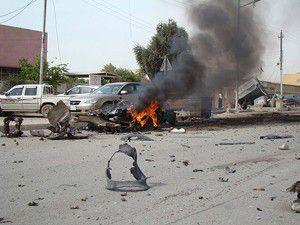 Irakta patlamalar: 10 ölü