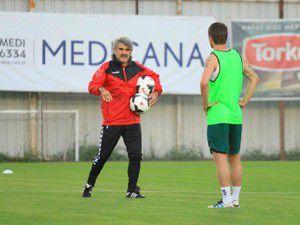 Fenerbahçe maçı hazırlıkları başladı