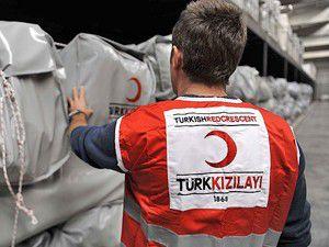 Türk Kızılayı Mısıra yardıma hazır