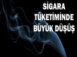 Türkiyede sigaraya darbe!