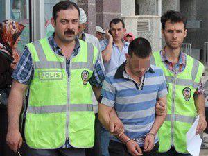 Polisin kasasını soyan hırsızlara 44 yıl hapis