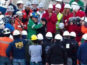 Şilide maden işçileri grevde