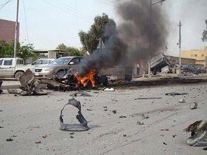 Bağdatta patlamalar: 22 ölü