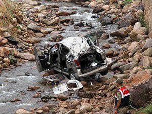 Sivasta trafik kazası: 4 ölü