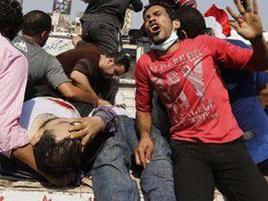 Mısırda ordunun katliamı yeniden başladı