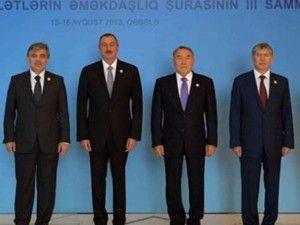 Gül 3.Türk Konseyi Zirvesine katıldı