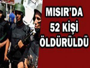 Nakil sırasında katliam: 52 ölüm