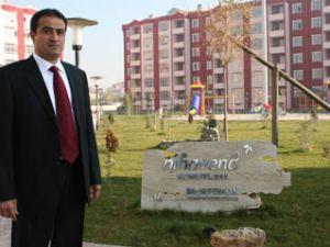 Nihavend konutları 14 ayda tamamlandı