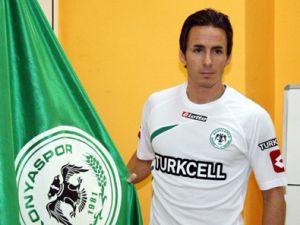 İşte Konyasporun Yeni Transferi