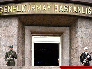 """Genelkurmaydan """"askeri casusluk"""" açıklaması"""