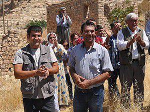 """""""Çözüm Süreci""""yle 22 yıl sonra köylerine döndüler"""