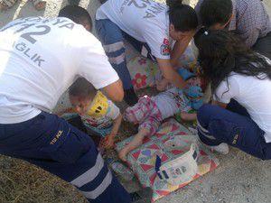 Konyada trafik kazası: 4ü çocuk, 7 yaralı