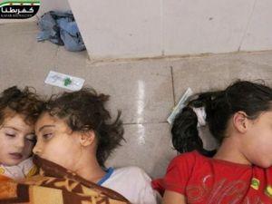 Esed kimyasal silah kullandı: 1300 ölü