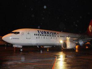 Konya uçağında bomba şüphesi