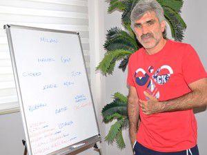 """""""Sivassporu da çok istekli gördüm"""""""