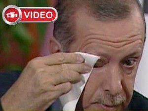 O ağladı Arap dünyası ağladı!