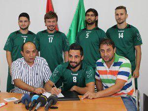 Konyaspor 5 oyuncusuyla sözleşme imzaladı