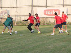 6 futbolcu Sivas maçı kadrosuna alınmadı