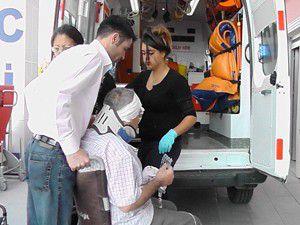 Kuluda trafik kazası: 4 yaralı