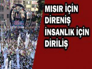 Türkiyenin dört bir yanından destek!