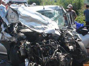 Feci kaza 5 ölü 2 yaralı