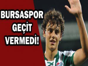 Enes Ünal Süper Lig tarihine geçti
