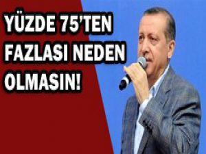 Güçlü Türkiye tarihi yeniden yazacak!