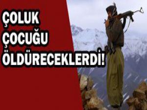 Eski PKKlılara silahlı saldırı girişimi