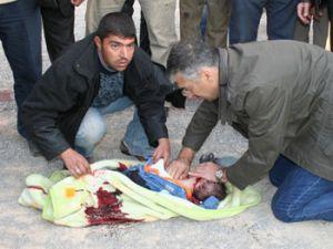Kazada 8 aylık bebek öldü
