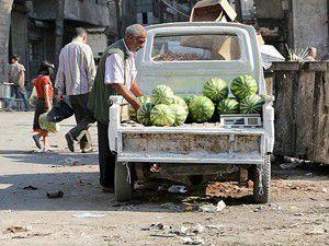 Halepte sessizlik hakim