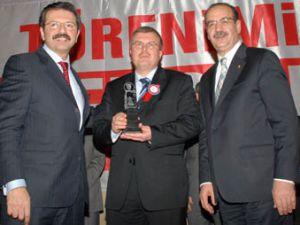Kombassan dört firmasıyla ödül aldı