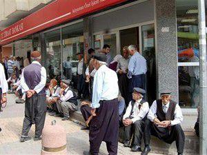 Emekli bankayla yapılacak pazarlığı bekliyor