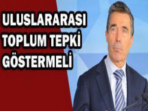 Saldırılara karşı Türkiyeyi koruruz