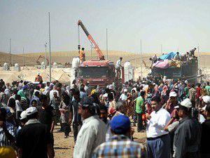 Suriyeden kaçanların sayısı 2 milyonu geçti