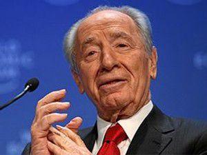 Peres: Esed o ya da bu yolla gidecek