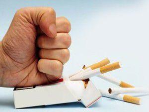 Sigarayı bıraktıracak uyarı