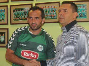 Gekas Torku Konyasporda