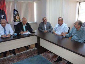Mustafa Kabakçı esnafın sorunlarını dinledi