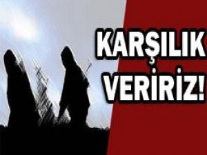 PKK: Çekilmeyi durdurduk
